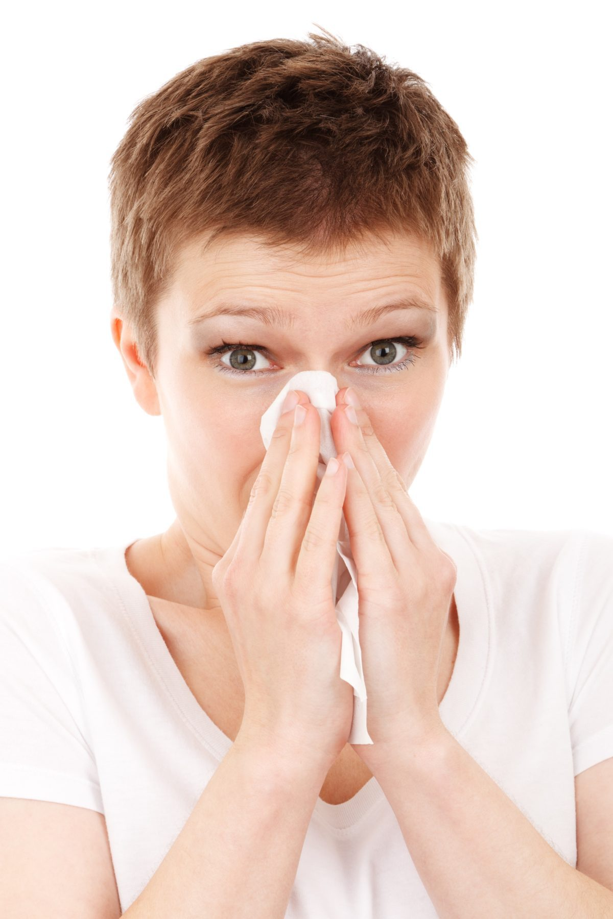 Natural Solutions for Sinus issues