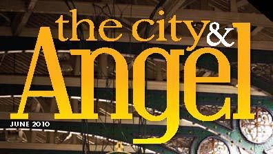 City and Angel June 2010 logo