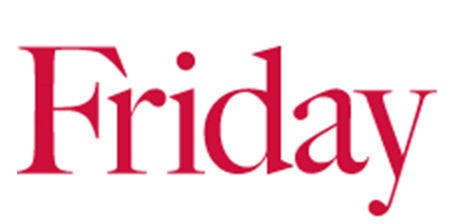 Friday mag logo