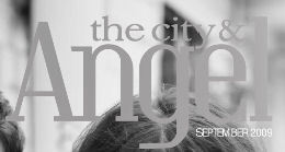 city and angel logo