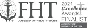 2021 Green finalist logo